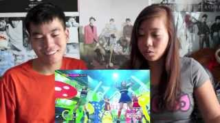 Red Velvet Happiness Live Performance Reaction