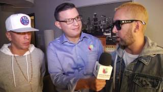 Entrevista Exclusiva Alexis y Fido - Univision Kansas City