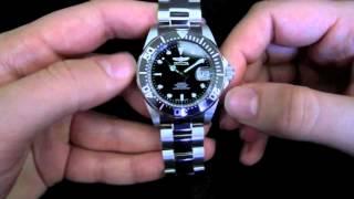 getlinkyoutube.com-Invicta Pro Diver 8926 Watch Review
