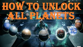 getlinkyoutube.com-Warframe - How To Unlock All Planets (Outdated Read Description)