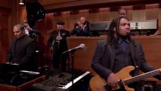 The Roots playing Wax - Rosana [Prod. by Nobody Famous] on Jimmy Fallon