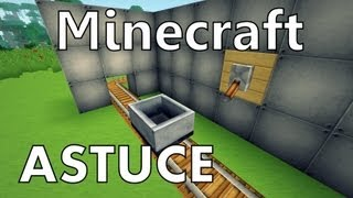 getlinkyoutube.com-Minecraft : Comment créer une gare automatique