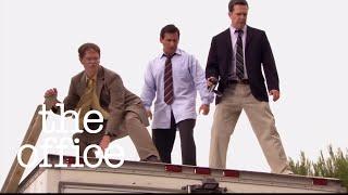 Parkour PARKOUR - The Office US width=