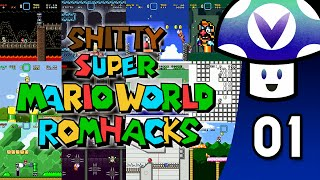 getlinkyoutube.com-[Vinesauce] Vinny - Shitty Super Mario World Romhacks (part 1)
