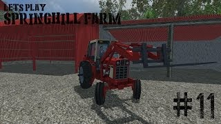 getlinkyoutube.com-Farming Simulator 2013 - Springhill Farm - Ep 11