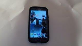 getlinkyoutube.com-Galaxy S3 Massive Battery Drain-Resolved