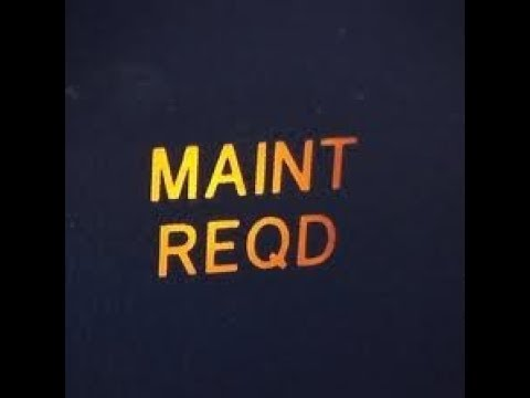 Toyota maintenance required light reset procedure (maint reqd)