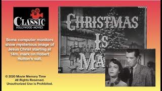 Christmas Is Magic - Jesus Christ Image