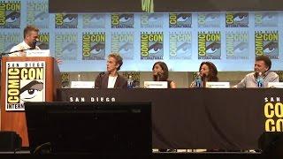 Full Doctor Who Comic Con Panel - San Diego Comic Con 2015