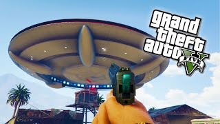 getlinkyoutube.com-GTA 5 Next Gen - Unobtainable Vehicles Online! Rare Cargo Plane, UFO & Cars! (GTA 5 Funny Moments)