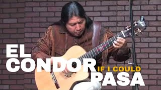 "getlinkyoutube.com-El Condor Pasa "" If I Could "" Live."