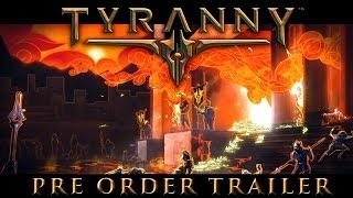 Tyranny - Megjelenési Dátum Trailer