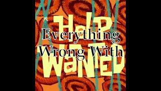 Cartoonsins Ep1: Spongebob Squarepants S1 Ep1: Help Wanted width=