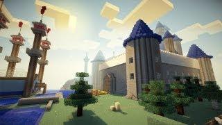 getlinkyoutube.com-Minecraft : مشروع إمبراطورية جميل