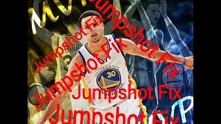 getlinkyoutube.com-NBA 2K15 Jumpshot Fix Stephen Curry Xbox 360/PS3
