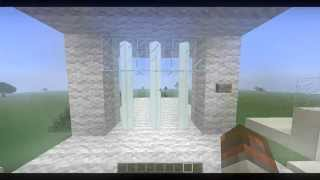 getlinkyoutube.com-Механизмы Minecraft - Лазерная дверь/Laser door 1.6+