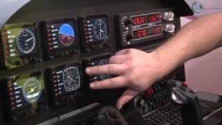 getlinkyoutube.com-Saitek Pro Flight System - Tested @ CES Hands On