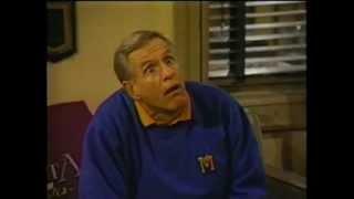 getlinkyoutube.com-Coach Bloopers  Jerry Van Dyke   Luther Van Damme