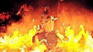 getlinkyoutube.com-Tari KECAK FIRE DANCE - Tanah Lot Bali Island - Balinese Classical Dance [HD]
