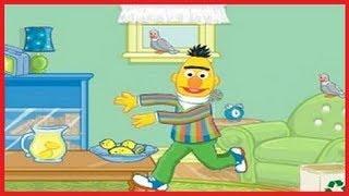 Sesame Street Bert Pigeon