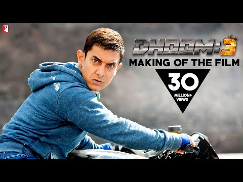 DHOOM:3 - Making Of The Film