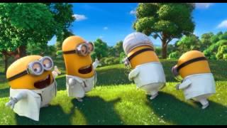 getlinkyoutube.com-Đoạn hay nhất trong Kẻ Cắp Mặt Trăng 2 - I Swear Minion