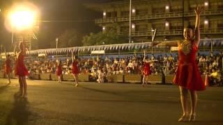 R178 7/30 天理高校バトントワリング部 オープニング 立教178年こどもおぢばがえり おやさとパレード