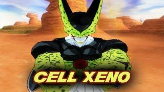 getlinkyoutube.com-Cell Xeno - DBZ Budokai Tenkaichi 3 MOD