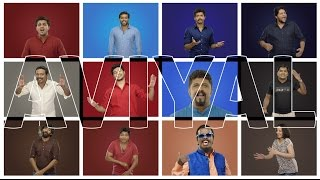 Aviyal Video Song by Antony Dassan || Raghu Dixit | Bobby Simha | Karunakaran