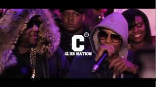 Trinidad James - All Gold Everything (Remix) (ft. Young Jeezy & T.I.) LIVE