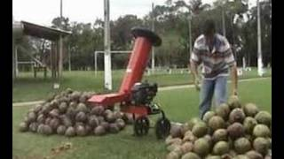 getlinkyoutube.com-Coconut shredder