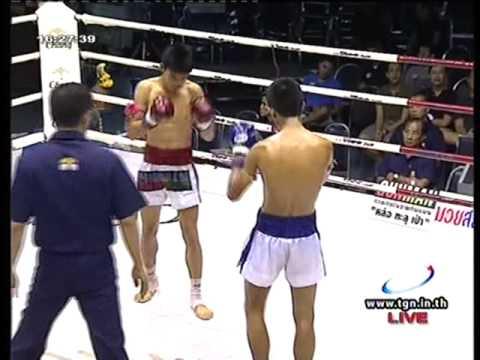 Namkabuan Mor Charoen2003 vs Sanphet Kor Wehon - Lumpinee Stadium 24th November 2012