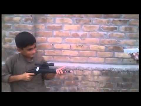 Pathan kid firing
