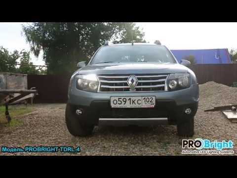 PROBRIGHT TDRL-4 в Renault Duster