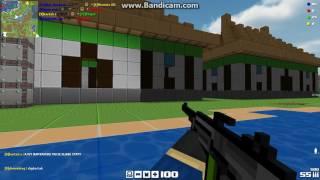 Blockade 3D #7 M249 + Anaconda ( ͡° ͜ʖ ͡°)