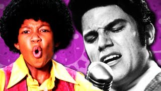 getlinkyoutube.com-Michael Jackson VS Elvis Presley.  Epic Rap Battles of History Season 2.