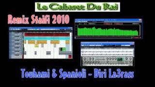 getlinkyoutube.com-Touhami & Spanioli - Diri La3rass Remix Staifi 2010 By Y_Z_L