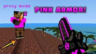getlinkyoutube.com-MUST WATCH PINK ARMOUR IN PIXEL GUN 3D !!!