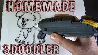 Homemade 3Doodler - (made from household items)