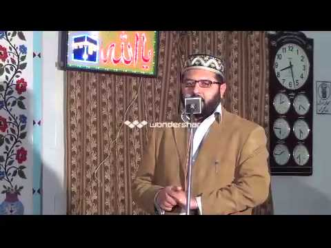 PREAMBLE BY ASAD QAZI @ CHAK BHAUN CHAKWAL ON 5.02.2013