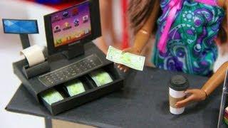 getlinkyoutube.com-How to Make a Doll Cash Register - Doll Crafts