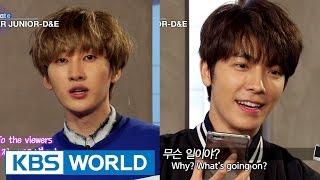 getlinkyoutube.com-Star Reporting In - Eunhyuk and Donghae (Entertainment Weekly / 2015.03.27)