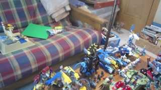 getlinkyoutube.com-LEGO Legends of Chima My Collection Update