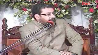 Allama Kamal Haider Rizvi 5th Jashan-e-shahban 7/7/2011 at Bargaheimam Bukhari House Lahore part 1/6