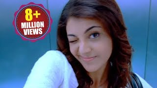 getlinkyoutube.com-Bunny, Kajal Aggarwal Lip Lock - Aarya 2