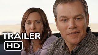 Downsizing Official Trailer #1 (2017) Matt Damon, Christoph Waltz Sci-Fi Movie HD