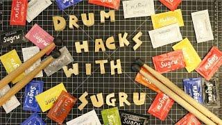 getlinkyoutube.com-Drum Hacks With Sugru