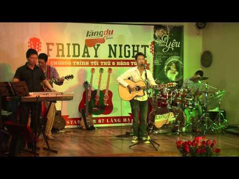 [Đêm tình yêu] Wonderful Tonight - Minh Hiếu ft. Lãng Du Band