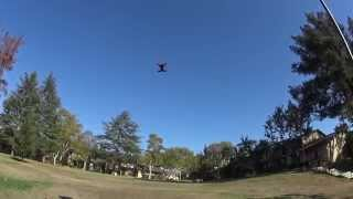 getlinkyoutube.com-RCTimer 1306 3100kv motors punch test, test flight