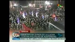 La Respuesta del Pueblo Griego a la TROIKA